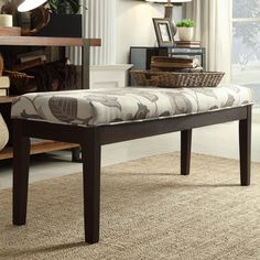 Kingstown Home Wingston Entryway Bench