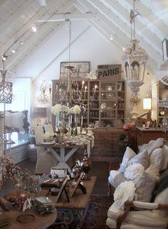 . . . Cabin & Cottage: My Visit To Pom Pom Interiors