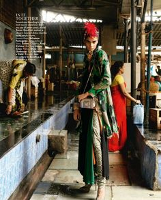Scarlet Bindi - South Asian Fashion and Travel Blog by Neha Oberoi: VOGUE INDIA…