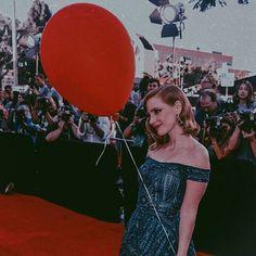 Perfect Redhead, Jessica Chastain, Beautiful Celebrities, Girl Power, Actors, Queen, Concert, Divas, People