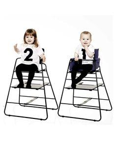 Towerchair by BudtzBendix from Denmark Buisjes en Beugels +++ - Fashion, Design and Paraphernalia for Family Life