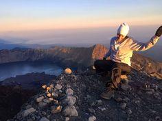 Kohti tulivuorta - Mount Rinjani, Summit 3 726m - Starbox