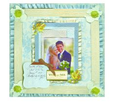 anna griffin layout | Project Center - Anna Griffin: You and Me 12 x 12 Layout