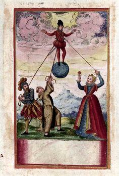 from the Jenisch album amicorum, f.140v