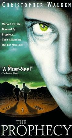 Directed by Gregory Widen.  With Christopher Walken, Elias Koteas, Virginia Madsen, Eric Stoltz. The angel Gabriel comes to Earth to collect a soul which will end the stalemated war in Heaven, and only a former priest and a little girl can stop him.