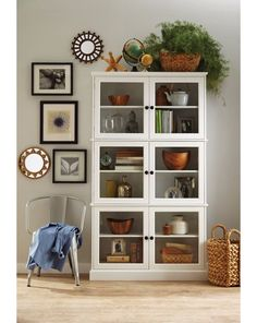 Superb CANVAS Evelyn Cabinet, From Canadian Tire Try It With Tongue And Groove  Back Or Bright