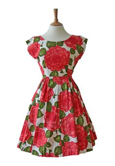 Vintage Clothing | Natasha Bailie Vintage Clothing Company Blog: Spring Comes In A Prom ...