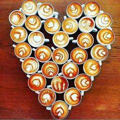 Coffee love.  from @a_baristas_world  Follow us: @naturalblackcoffee Use #naturalblackcoffee for feature!   #cappuccino #coffee #coffeeaddict #coffeeoftheday #cotd #coffeelover #coffeecup #coffiecup #coffeelove #coffeelife #coffeeplease #ig_coffee #afterdinnertreat #afterdinnercoffee #woc  _________________________________________ . Credit: @dritanalsela
