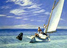 Ground Swell / Edward Hopper, 1939