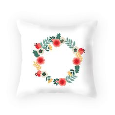 Fabric: 14-count Floss: DMC Dimensions: 110 stitches wide x 111 stitches tall Design area: 7.9 x 7.9 inches (20 x 20.1 cm) - cross stitch, backstitch More wreaths: http://etsy.me/2aqsSjn More flowers: http://etsy.me/2a3ecmL Included in this easy to read PDF pattern: - printable version