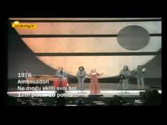 YUGOSLAVIA's History in the Eurovision Song Contest (1961-1992) - YouTube