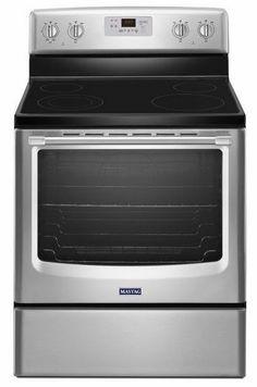 MER8600DS Maytag 6.2 cu. ft. Electric Freestanding Range - Stainless Steel
