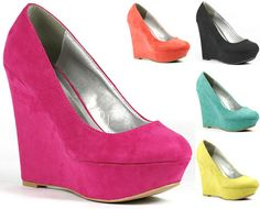 the works wedges