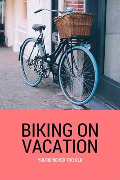 e6028fc524f Travel writer Laura Kelly shares the pleasures of her biking experiences  when traveling and offers tips for beginners.