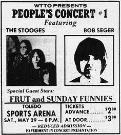Was last 5-piece show May 29, 1971 Toledo?