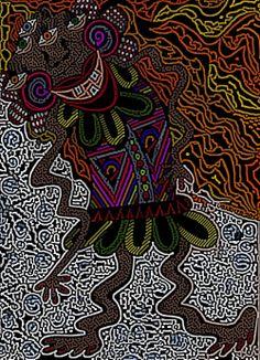 """""""La hechicera alienígena"""" Ver más en: www.sirenasinmar.blogspot.com www.facebook.com/SugarherArts www.librecreacion.net"""