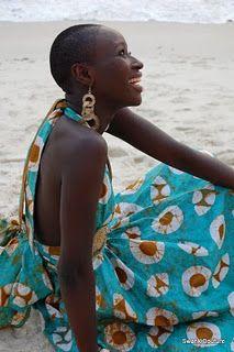 Swank Couture by Sierra Leonean Fashion Designer Jenneh Amara Bangalie