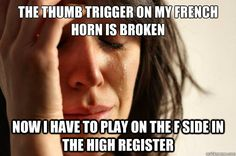 french horn trigger - Google Search