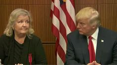 Trump holds pre-debate press conference with Bill Clinton accusers Oct. 9