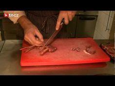 Aromi: Jehněčí kotlety s pecorino fondue