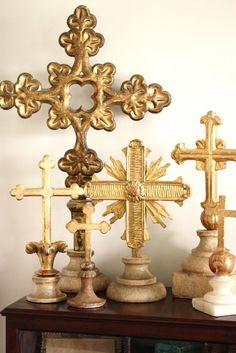 gilt cross collection