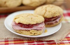Sweet Potato Biscuits by Caramel Potatoes