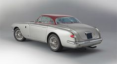 Fiat 'Otto Vu' Coupé by Vignale: One of thirteen - Classic Driver - MAGAZINE - Classic Car