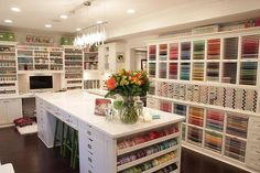 Craft Room Heaven!