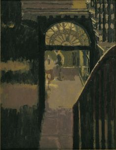 Both Walter Richard Sickert and James McNeill Whistler are associated with British art history and the city of London, although neither artist was born there. The setting for Whistler's studio is a basement room which Whistler used as his studio in London where the artist had settled in 1859. One of the acknowledged leaders of …