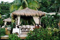 Brides: One Couple's Intimate Beach Wedding in St. Lucia