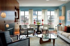 23 Luxury Penthouses Photos | Architectural Digest