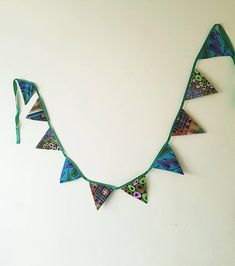 african-fabric-bunting-african-home