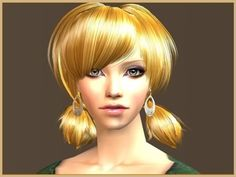 """""""Willow""""  #adriannasimmie #sugahsplace #downloads #modelingagency #TS2 #model #sims2"""