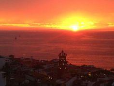 Vallarta Sunset!