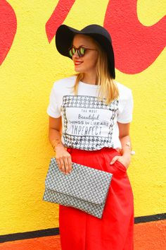fashion blog, style, street, street style, dress, model, smile, blond, girl, slovakia, clothes, sunglasses, outfit, ootd, casual, colors, summer, elegant, heels, sandals, skirt, midi, pumps, hat