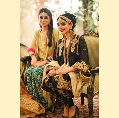Indian wedding  Bride and sister