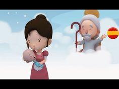 EL ANGEL DE LOS NIÑOS - Cuentos infantiles en español - YouTube