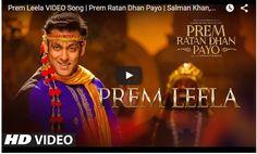 Prem Ratan Dhan Payo Songs Free Download