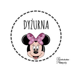 Dyżurny, dyżurna Fiesta Mickey Mouse, Minnie Mouse, Facebook Sign Up, Book Activities, Diy And Crafts, Kindergarten, Told You So, Presents, Teaching