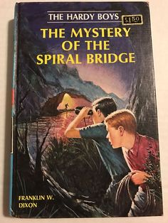 The Hardy Boys The Mystery Of The Spiral Bridge 1966  | eBay