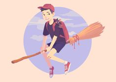twitter | instagram i'm siobhan (shuh-vaughn) and i like to draw, paint, and cry over my... Character Inspiration, Character Design, Boy Illustration, Illustrations, Autumn Witch, Male Witch, Art Folder, Witch Art, Pretty Art