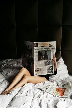 (Closed) Amelie)) After breakfast in bed, my maids bring me a copy of the newspaper. I see a picture of Michael on the front and my stomach sinks. Oh no. I quickly find the article and skim through it. Bloody reporters, why couldn't they just mind their own business? They mention something about my brother and I start to become furious. It was far enough that they try to tarnish my reputation, but my brother's? I would not stand for that. But first, I needed answers. I climb out of my…