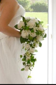 Beautiful Gardenia Bouquet!