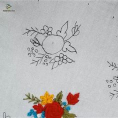 Best 12 Master your embroidery skills with this pearl embroidery design tutorial.- Best 12 Master your embroidery skills with this pearl embroidery design tutorial… Best 12 Master your embroidery skills with this pearl… - Hand Embroidery Videos, Embroidery Stitches Tutorial, Embroidery Flowers Pattern, Learn Embroidery, Hand Embroidery Designs, Embroidery Techniques, Cross Stitch Embroidery, Ribbon Embroidery, Embroidery Ideas