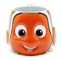 Nemo disney mug Cute Coffee Mugs, Cool Mugs, I Love Coffee, Tea Mugs, My Coffee, Coffee Cups, Disney Coffee Mugs, Coffee Art, Lilo Und Stitch