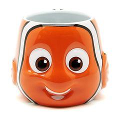 Nemo 3D Mug... so pretty, love it, love it!!!