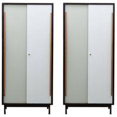 Two Willy van der Meeren Cabinets