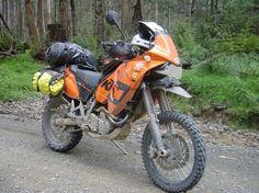 ktm 640 adventure - Google Search More