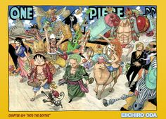 One Piece images The strawhats after the timeskip HD wallpaper and