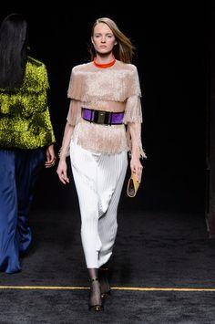 Balmain at Paris Fashion Week Fall 2015 - StyleBistro